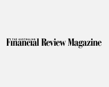 Australian Financial Review magazine